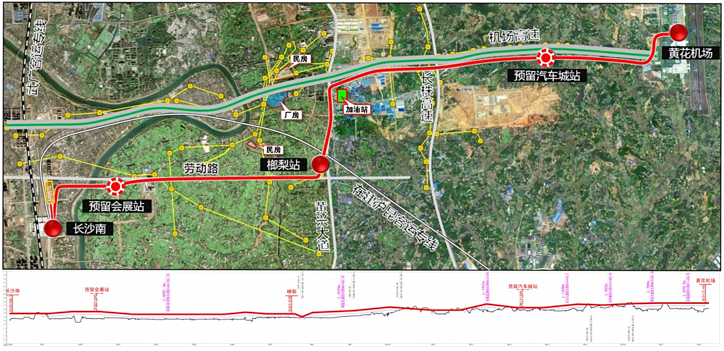 Application and further development of Maglev transportation in
